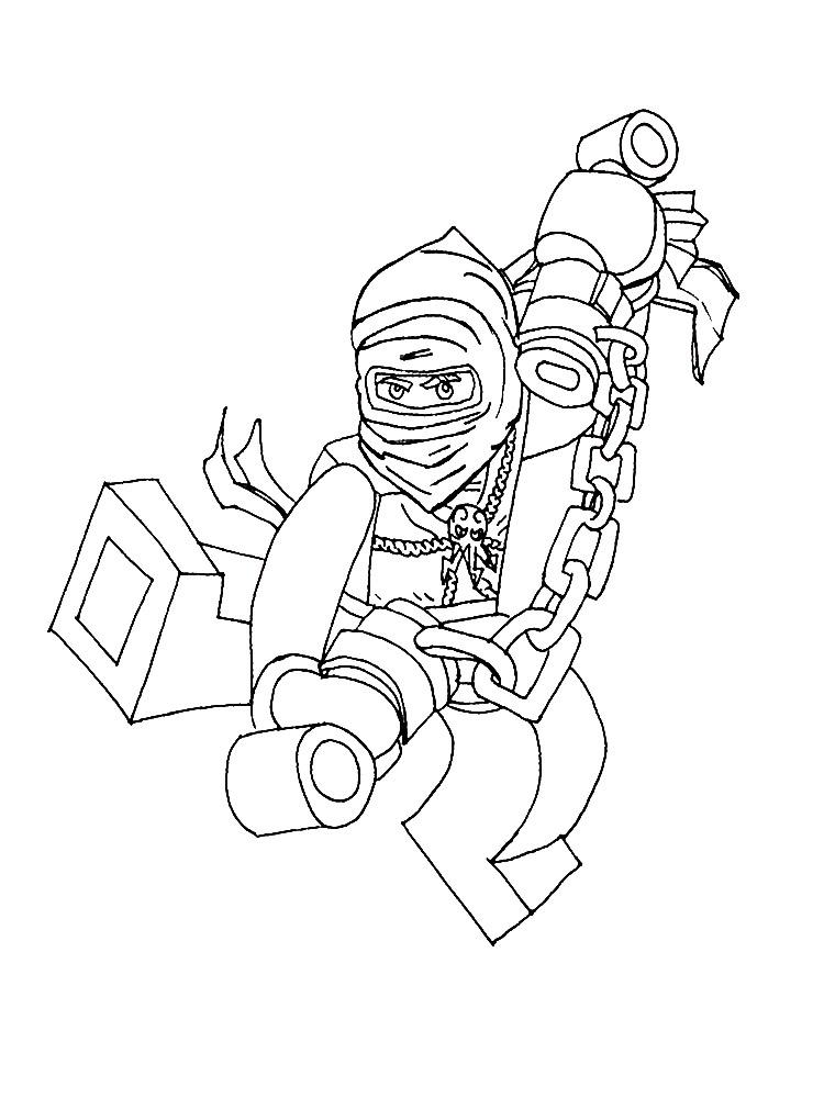 Раскраски лего звездные войны - e142b