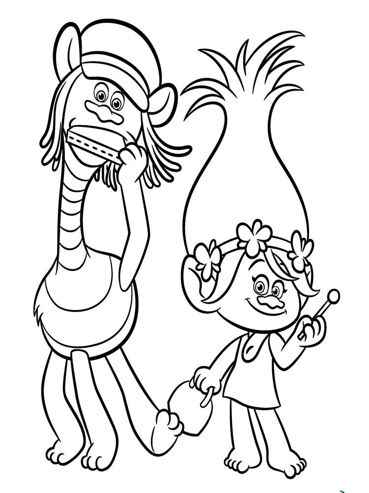 Детские раскраски для девочек на печать